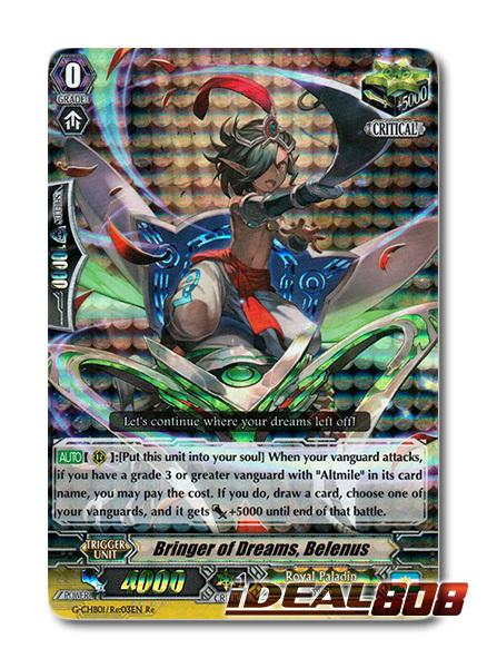 Bringer of Dreams, Belenus - G-CHB01/Re:03EN - Re