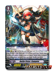 Battle Sister, Compote - G-CHB02/027EN - R