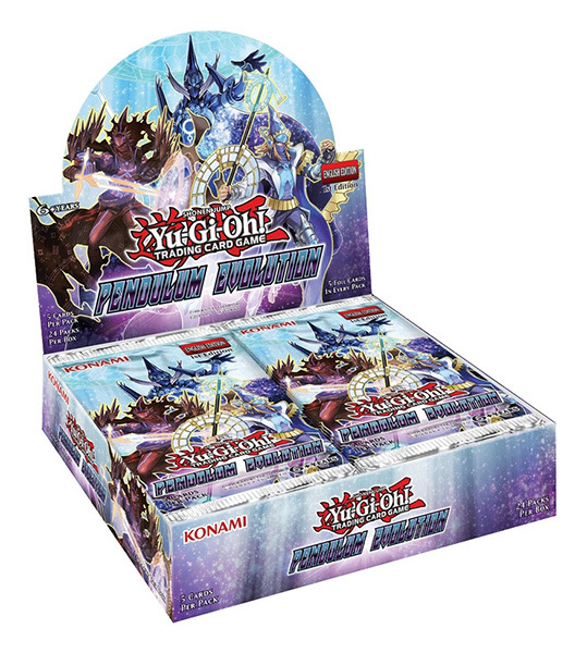 Pendulum Evolution (1st Edition) Booster Box