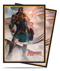 Magic the Gathering Amonkhet Ultra Pro Sleeve 80ct - Gideon of the Trials (#86545)