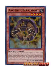1x Ancient Gear Gadget 1st Edition NM YuGiOh Str Ultra Rare SR03-EN000
