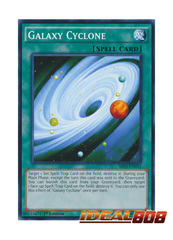 Galaxy Cyclone - SR03-EN031 - Common - 1st Edition