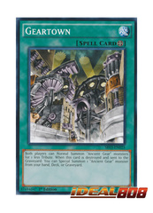 Geartown - SR03-EN025 - Common - 1st Edition