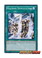Machine Duplication - SR03-EN029 - Common - 1st Edition