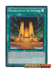 Mausoleum of the Emperor - SR03-EN026 - Common - 1st Edition