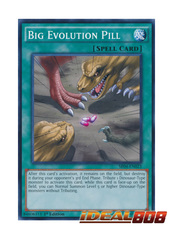 Big Evolution Pill - SR04-EN023 - Common - 1st Edition