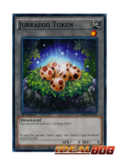Jurraegg Token - SR04-ENTKN - Common - 1st Edition