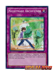 Nightmare Archfiends - SR04-EN035 - Common - 1st Edition