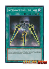 Swords of Concealing Light - SR04-EN026 - Common - 1st Edition