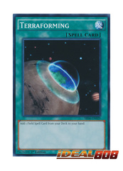 Terraforming - SR04-EN029 - Common - 1st Edition