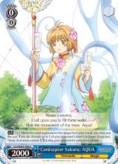 Cardcaptor Sakura: AQUA  [CCS/WX01-089 C (Regular)] English