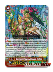 Governing Flower Princess, Selfina - G-BT10/010EN - RRR