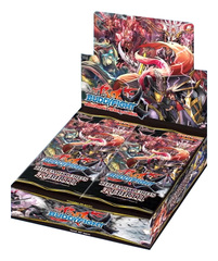 BFE-X-BT01 The Dark Lord's Rebirth! (English) Future Card Buddyfight X Booster Box