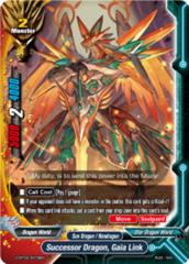 Successor Dragon, Gaia Link [D-BT03/0078EN U] English