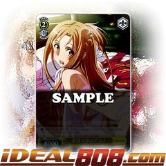 Asuna Changes Clothes [SAO/S47-E021 C] English