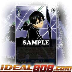 《Black Swordsman》Kirito [SAO/S47-E088 U] English
