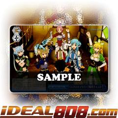 Quest to Get 《Excalibur》(Blue) [SAO/S47-E100 CC] English