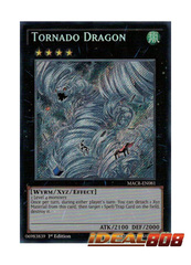 Tornado Dragon - MACR-EN081 - Secret Rare - 1st Edition