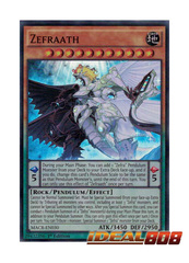 Zefraath - MACR-EN030 - Super Rare - 1st Edition