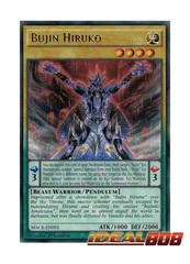 Bujin Hiruko - MACR-EN092 - Rare - 1st Edition