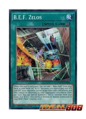 B.E.F. Zelos - MACR-EN062 - Common - 1st Edition