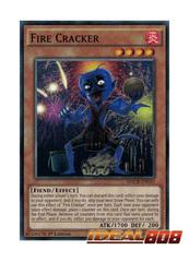 Fire Cracker - MACR-EN035 - Common - 1st Edition