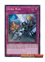 Zefra War - MACR-EN077 - Common - 1st Edition