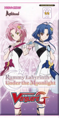 CFV-G-CHB03 Rummy Labyrinth Under the Moonlight (English) G-Character Booster Pack