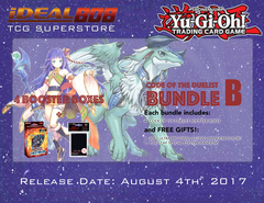 Yugioh Code of the Duelist Bundle (B) Silver - Get x4 Booster Boxes + Bonus Items