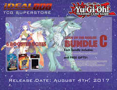 Yugioh Code of the Duelist Bundle (C) Gold - Get x6 Booster Boxes + Bonus Items