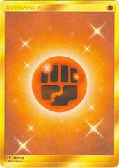 Fighting Energy  - 169/145 - Secret Rare