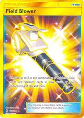 Field Blower  - 163/145 - Secret Rare