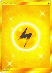 Lightning Energy  - 168/145 - Secret Rare