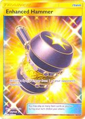 Enhanced Hammer  - 162/145 - Secret Rare