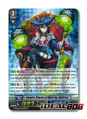 Vampire Princess of Night Fog, Nightrose - G-CHB03/Re:02EN - Re