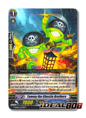 Tommy the Ghostie Brothers - G-CHB03/027EN - R