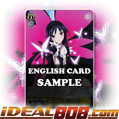 In Pursuit of the End, Kuroyukihime [AW/S18-E005S SR (FOIL)] English
