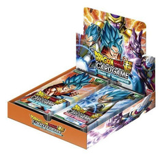 DBS-B01 Galactic Battle (English) Dragon Ball Super Booster Box