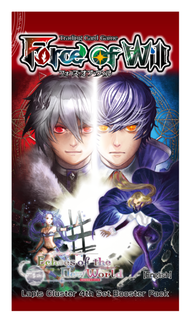 L04 Echoes of the New World (English) Force of Will Booster Pack