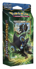Pokemon XY BREAKPoint Theme Deck - Electric Eye
