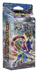 Pokemon XY BREAKPoint Theme Deck - Wave Slasher