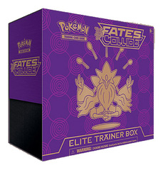 XY - Fates Collide Elite Trainer Box