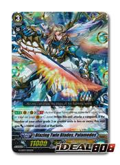 Blazing Twin Blades, Palamedes - G-LD03/005EN - RRR (FOIL)