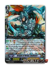 Knight of Virtue, Bedivere - G-LD03/007EN - RRR (FOIL)