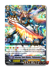 Blazing Twin Blades, Palamedes - G-LD03/005EN - TD (common ver.)