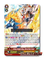 Divine Knight King, Alfred Holy Saver - G-LD03/002EN - TD (common ver.)