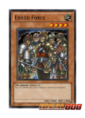 Exiled Force - DEM1-EN009 - Common