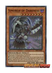 Simorgh of Darkness - RIRA-EN022 - Super Rare - Unlimited Edition