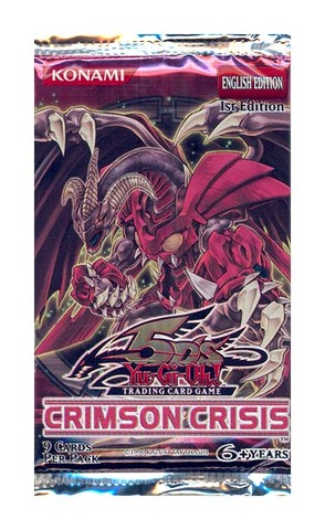 Crimson Crisis Booster Pack (1st Edition)