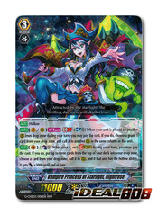 Vampire Princess of Starlight, Nightrose - G-CHB03/006EN - RRR